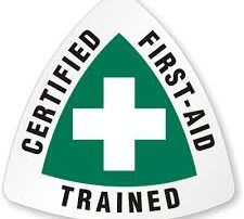 Certified First Aid The Tree Musketeers Bournemouth