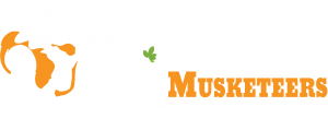 The Tree Musketeers Logo