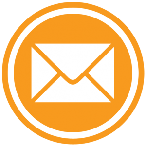 email Icon- The Tre Musketeers