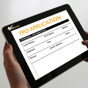 TPO Application Form